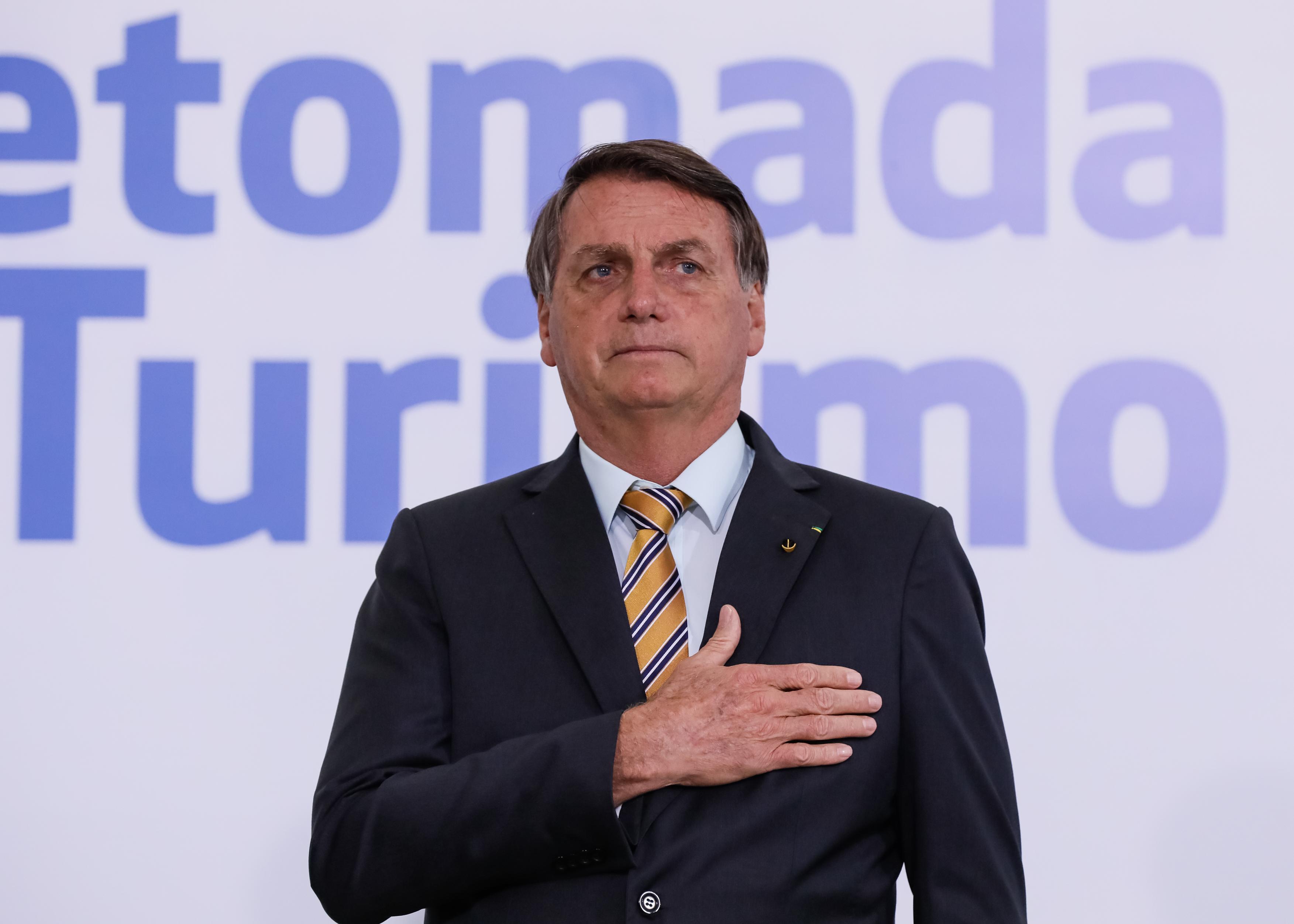 IMAGEM: Bolsonaro e a ameaça à liberdade