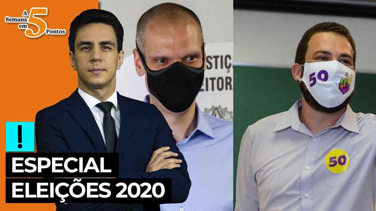 IMAGEM: A Semana em 5 Pontos especial eleições 2020