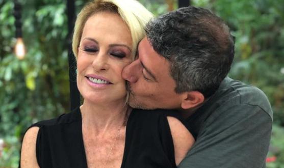 """IMAGEM: Ana Maria Braga: """"Perdi meu parceiro de todo dia, meu amigo, meu filho"""""""