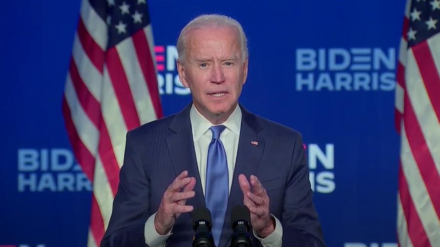 IMAGEM: O pacote de Biden