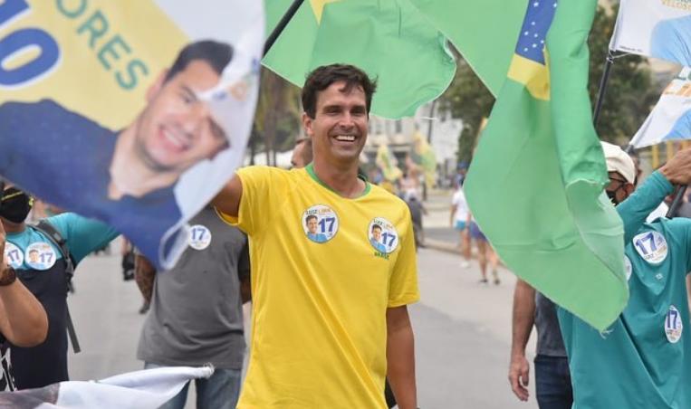 IMAGEM: Diante do avanço do Centrão, deputado pede fim do racha no PSL
