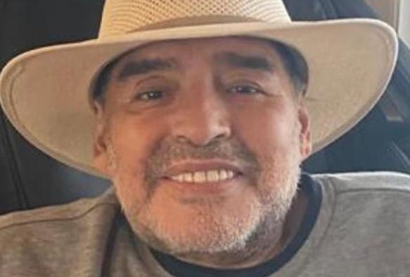 IMAGEM: Maradona sofreu infarto enquanto dormia, segundo autópsia