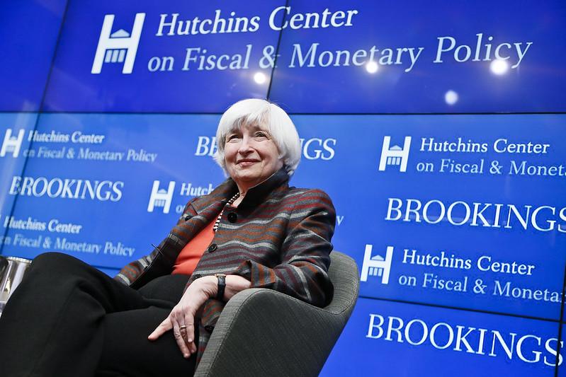 IMAGEM: Biden deve nomear ex-presidente do BC dos EUA para o Tesouro