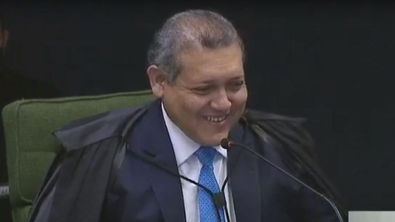 IMAGEM: Kassio vota a favor de Lula no caso de depoimento de Palocci