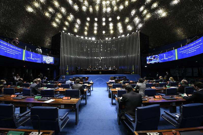 IMAGEM: Senado aprova crédito de mais R$ 10 bi para micro e pequenas empresas
