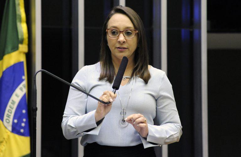 IMAGEM: Renata Abreu: 'quarentena já foi deliberada'