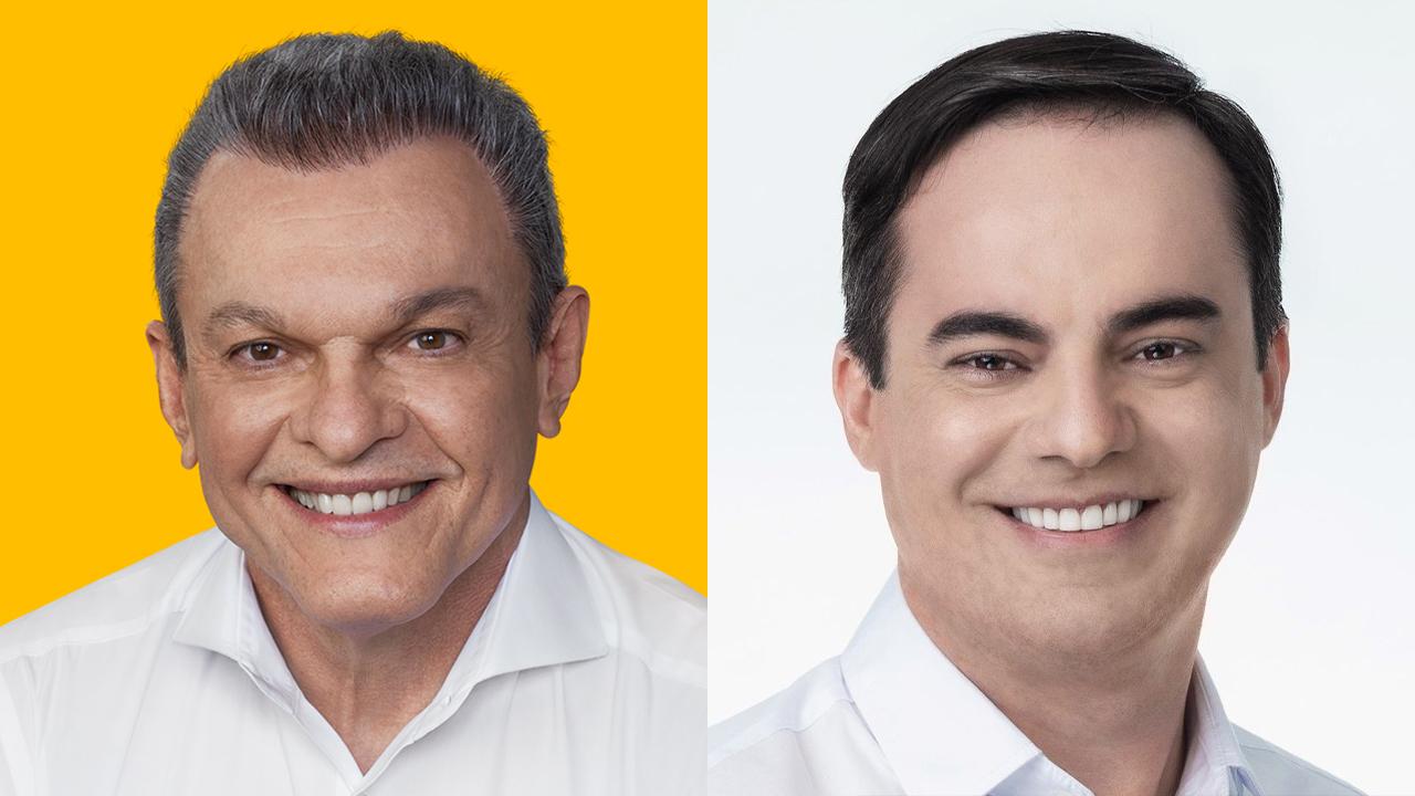 IMAGEM: Ibope em Fortaleza: Sarto, 61%; Capitão Wagner, 39%