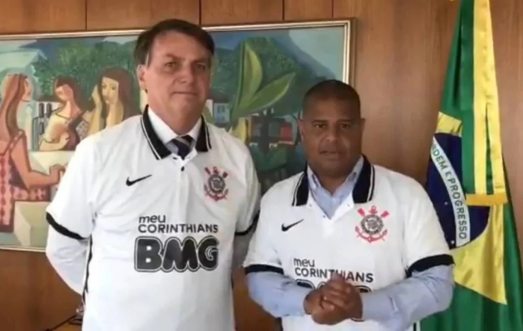IMAGEM: Colado em Bolsonaro, Marcelinho Carioca perde eleição