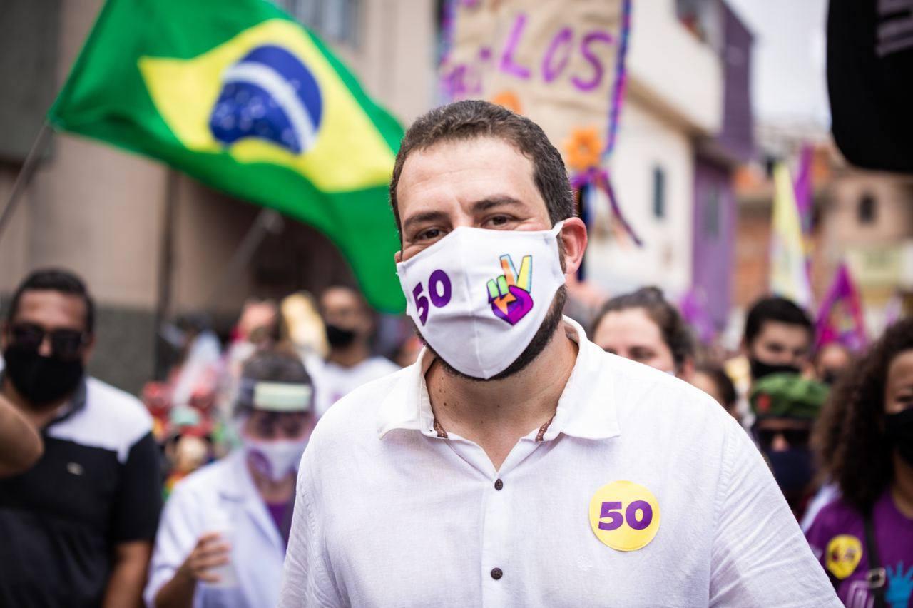 IMAGEM: STF rejeita ação de Boulos contra Eduardo Bolsonaro