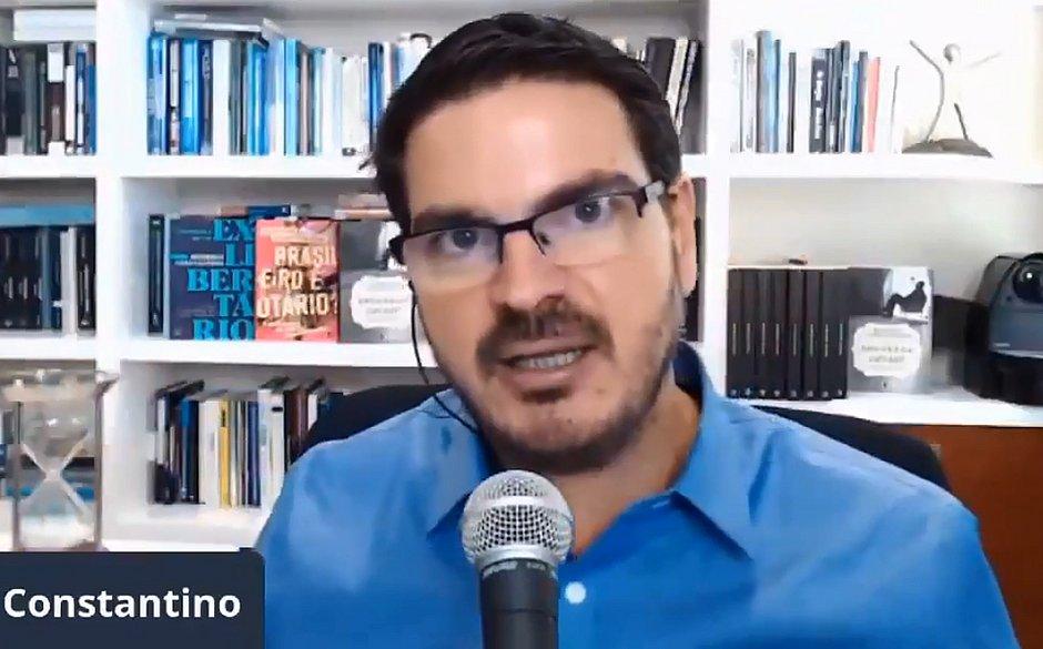IMAGEM: Ativista bolsonarista é demitido da Jovem Pan