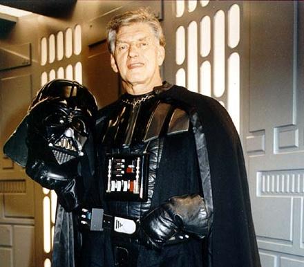 IMAGEM: Morre o ator David Prowse, o Darth Vader