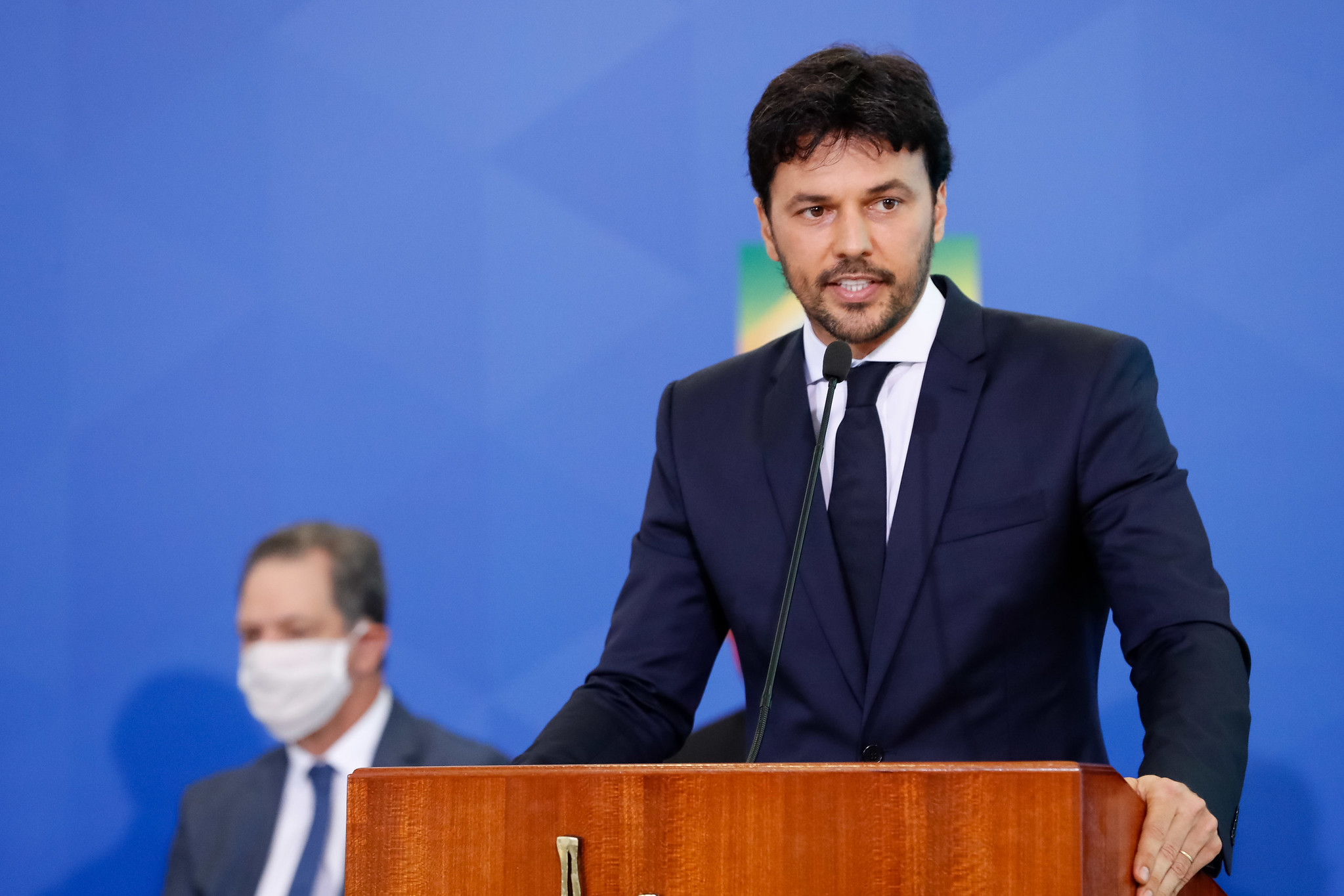 IMAGEM: Fábio Faria pede celeridade no envio de vacinas da AstraZeneca