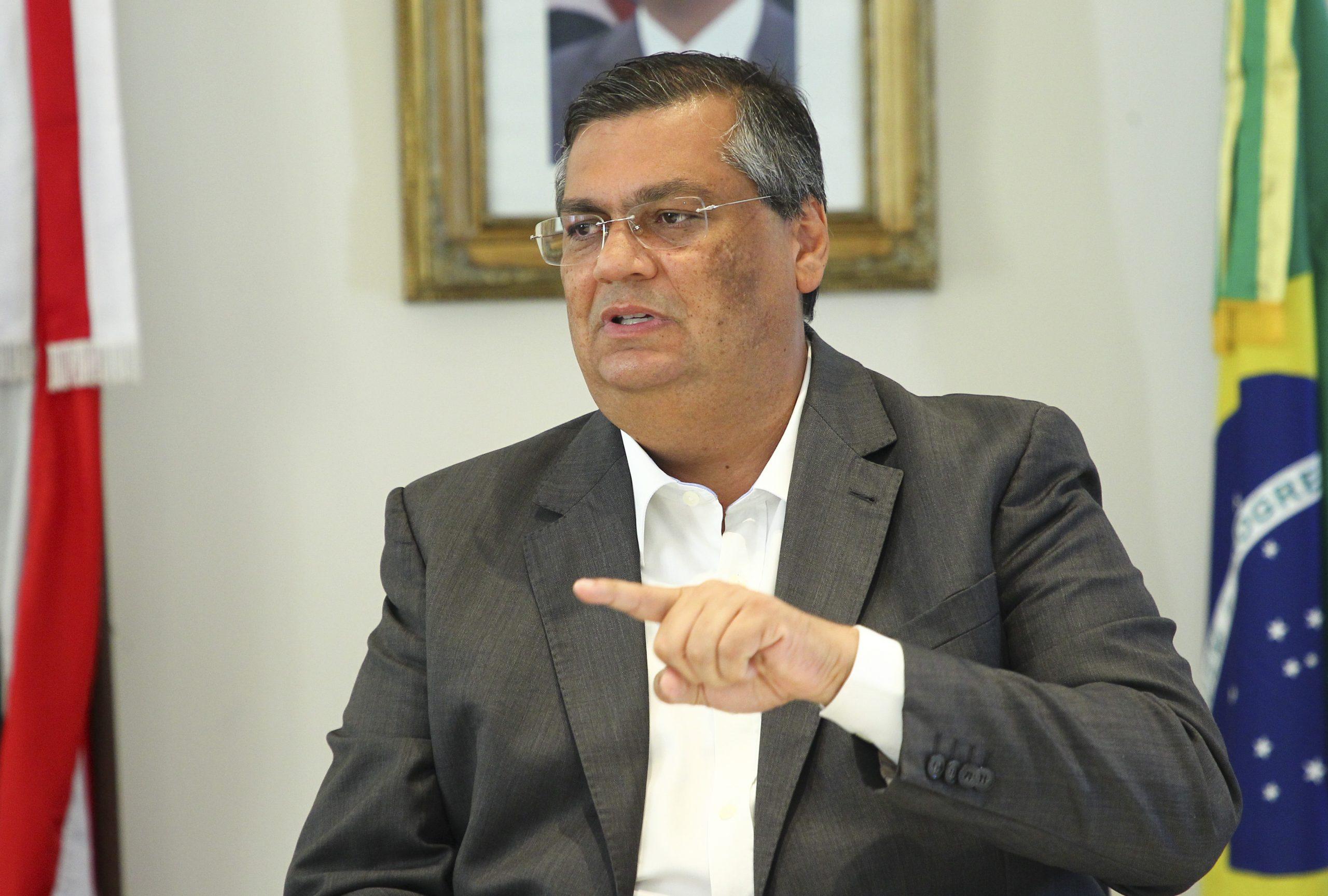 IMAGEM: Marco Aurélio terá de avaliar acusação de Flávio Dino contra Bolsonaro