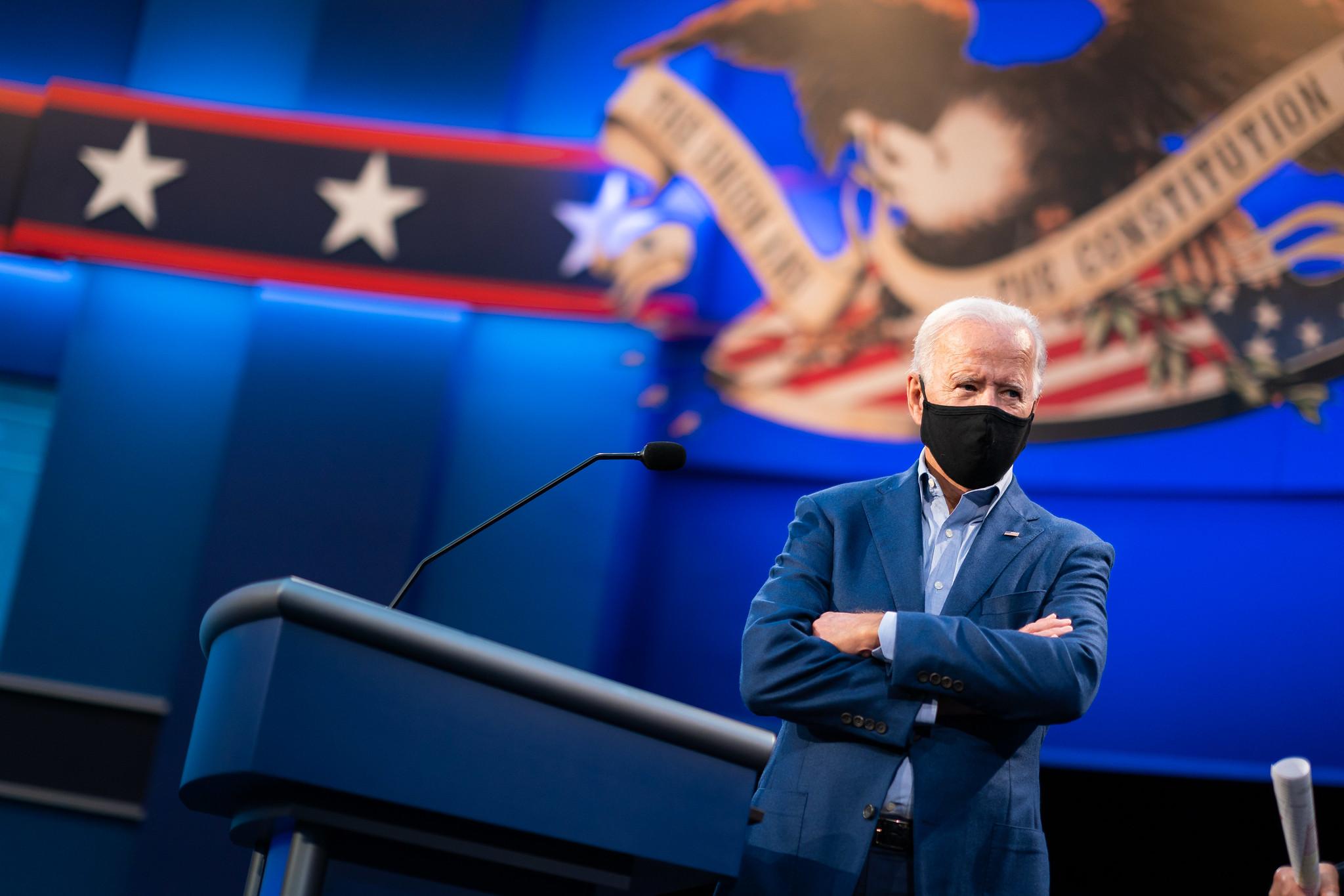 IMAGEM: Chefe de agência federal reconhece vitória de Biden
