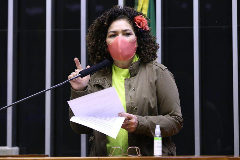 """IMAGEM: Bolsolão é o novo escândalo dos """"anões do orçamento"""", diz Perpétua Almeida"""