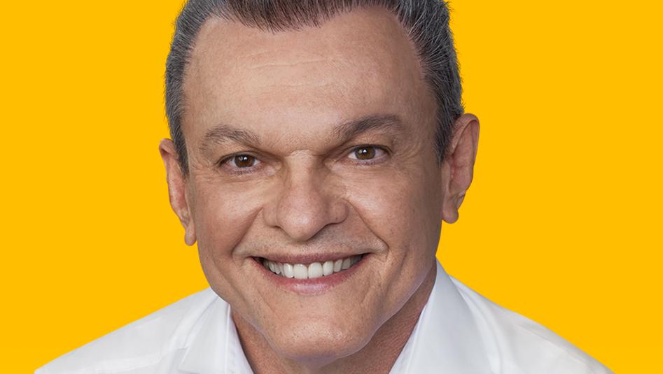 IMAGEM: Em Fortaleza, candidato do PDT larga na frente
