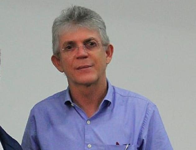 IMAGEM: Ricardo Coutinho livre nos fins de semana
