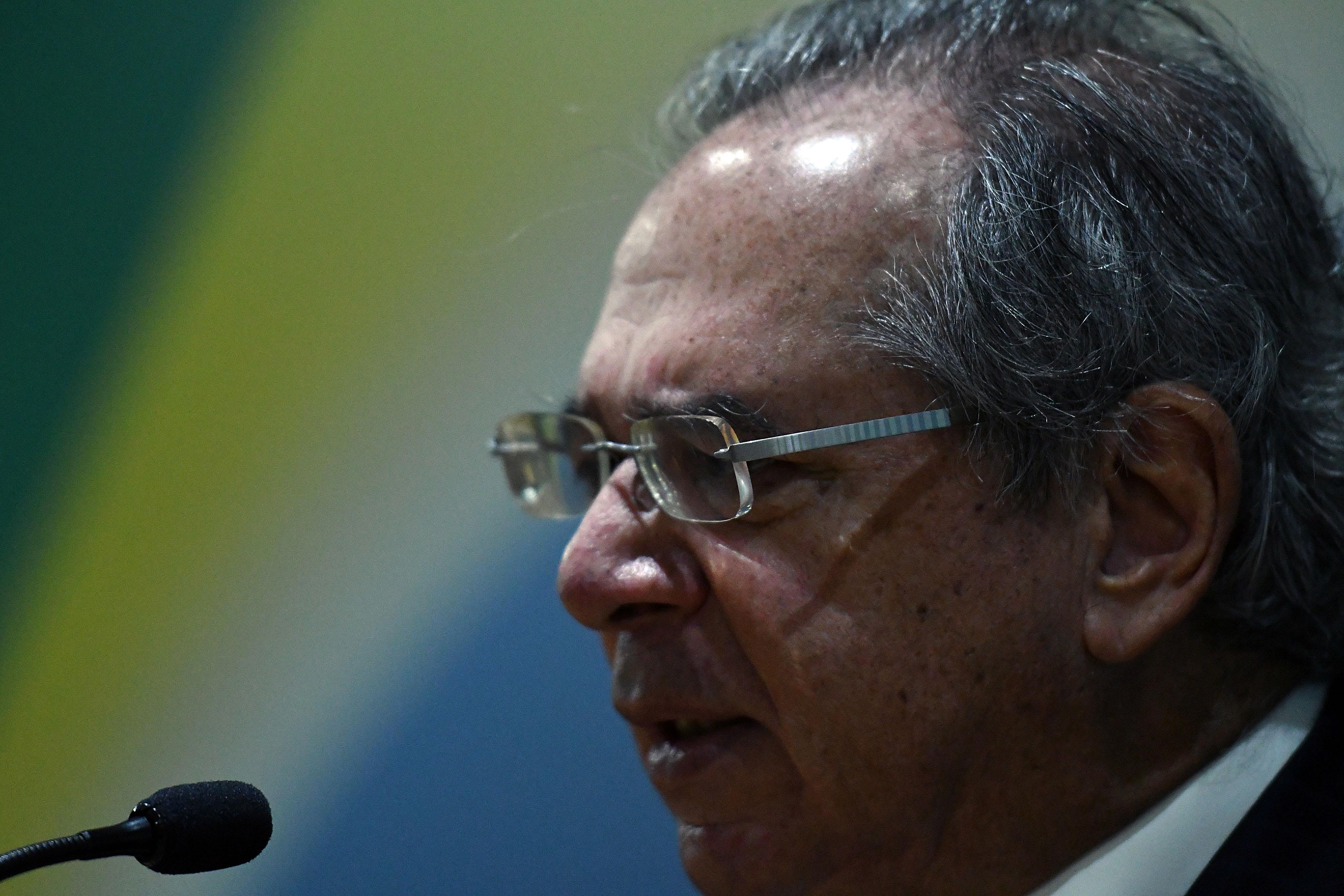 IMAGEM: 'Celeiro do mundo não pode ser um país que passa fome', diz Guedes