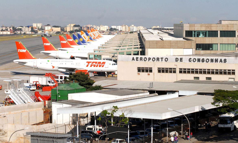 IMAGEM: Infraero prevê queda de 41% no movimento de aeroportos na alta temporada