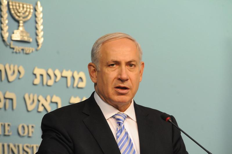 IMAGEM: Premiê de Israel diz que país precisa 'de vacina, não de eleição'