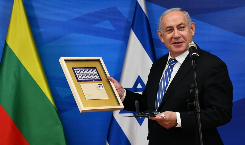IMAGEM: Parlamento de Israel é dissolvido, e país fará 4ª eleição em 2 anos