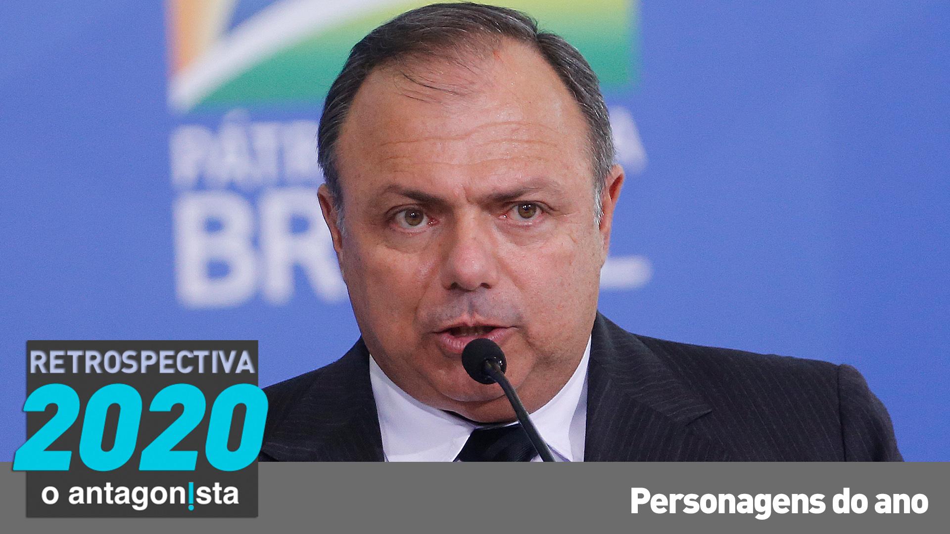 Eduardo Pazuello: o general sob as ordens do capitão