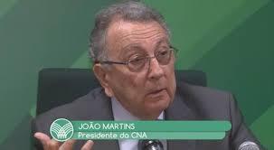 IMAGEM: Presidente da CNA diz ser amigo do embaixador da China e que Tereza 'contorna rompantes'