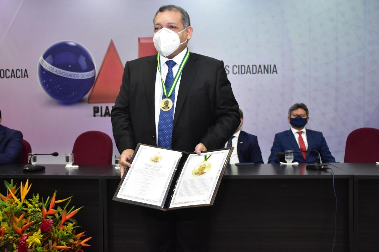 IMAGEM: OAB lança edital para vaga de Kassio no TRF-1