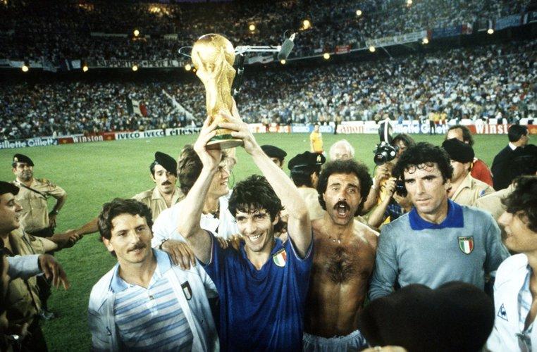 IMAGEM: Morre Paolo Rossi, algoz do Brasil na Copa de 1982