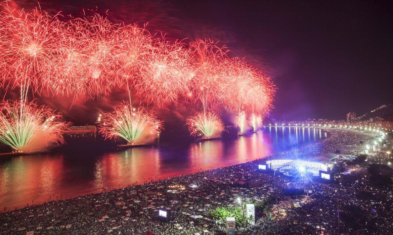 IMAGEM: Rio cancela festa de Réveillon