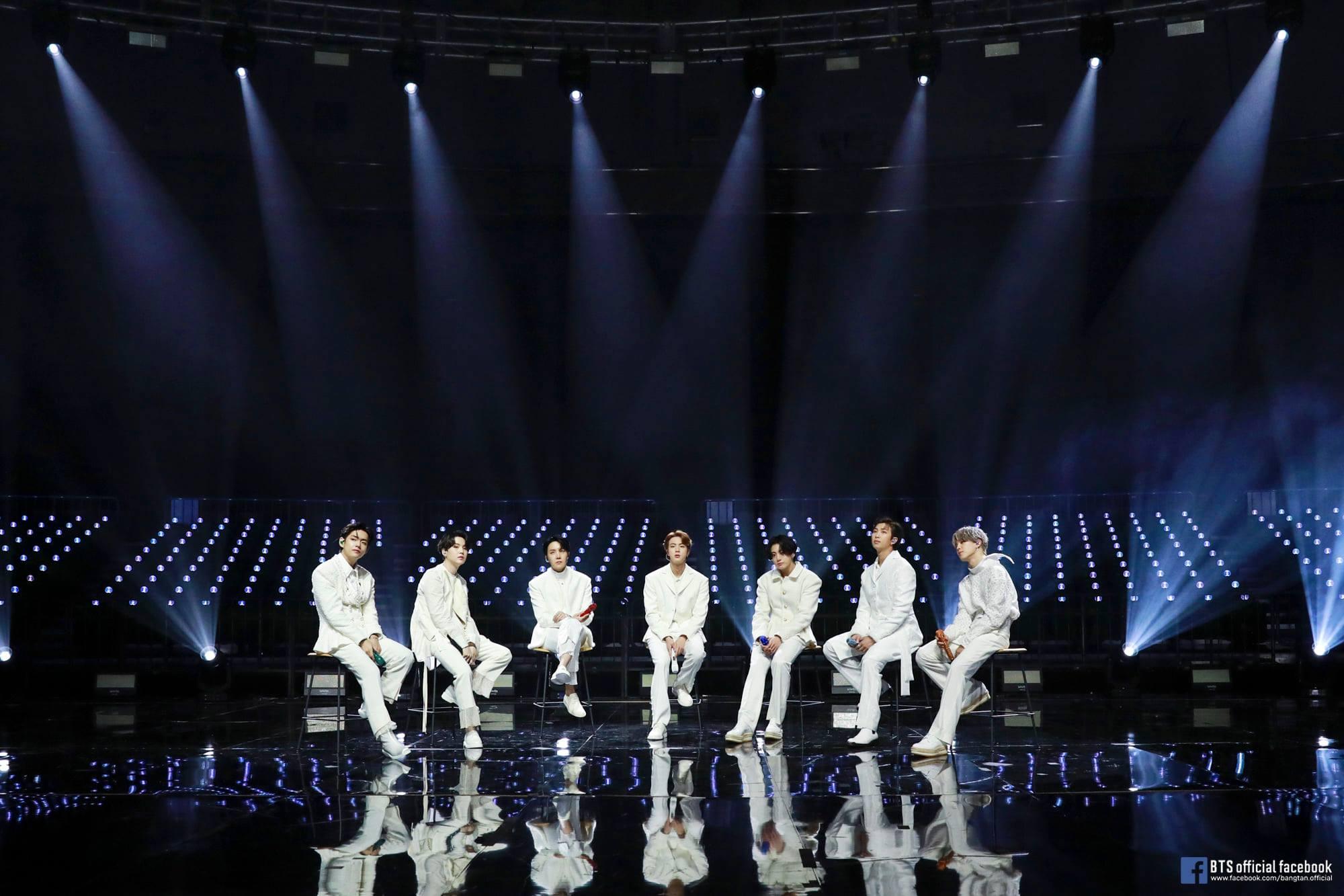 IMAGEM: Coreia do Sul aprova lei para integrantes do BTS adiarem serviço militar