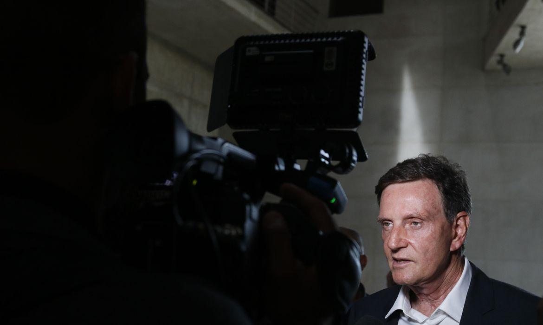 IMAGEM: 'QG da Propina' no governo Crivella arrecadou R$ 50 milhões, diz MP