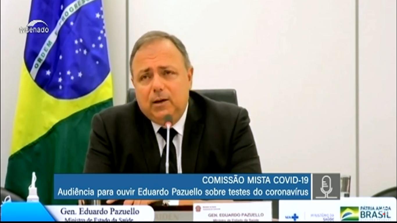 """IMAGEM: """"Brasil imunizado"""""""