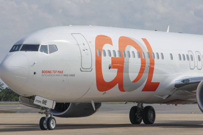 IMAGEM: Gol é a primeira companhia a retomar voos com Boeing 737 Max