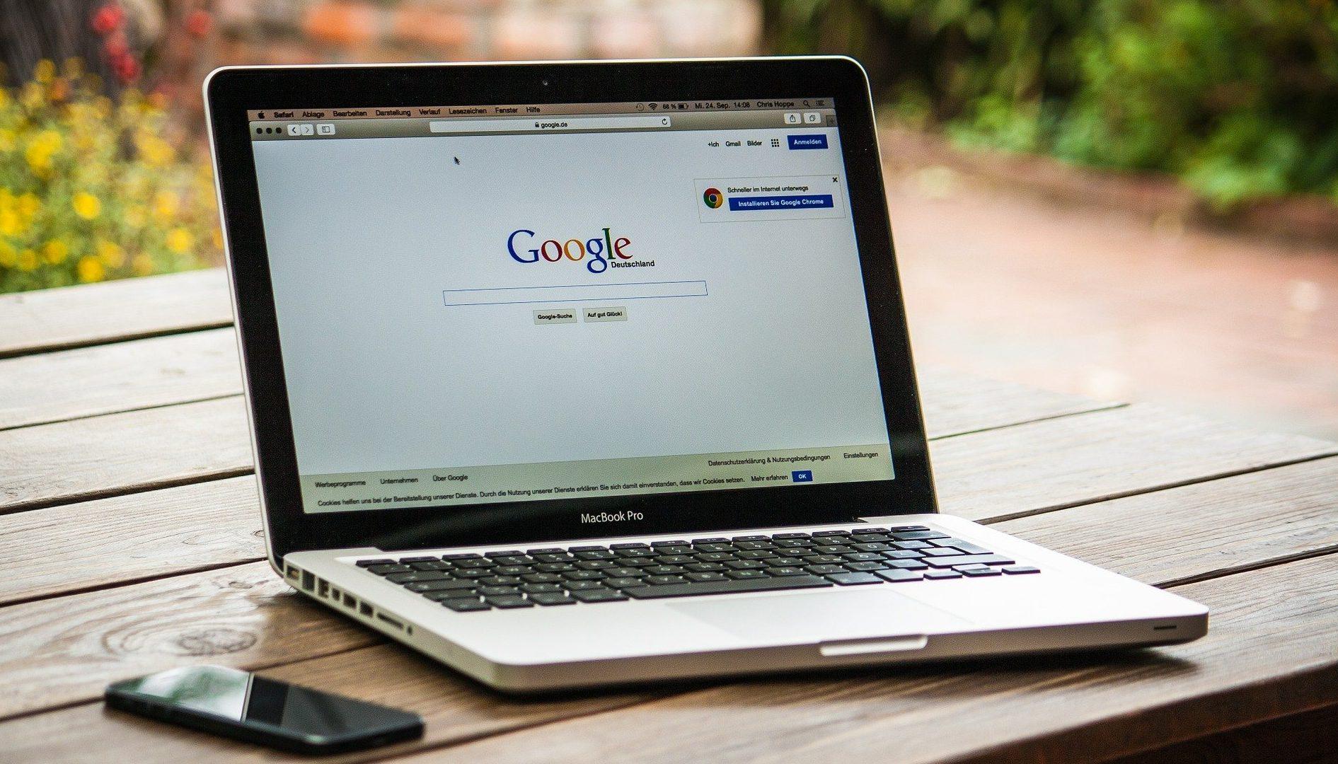 IMAGEM: 'Apagão' do Google durou cerca de uma hora