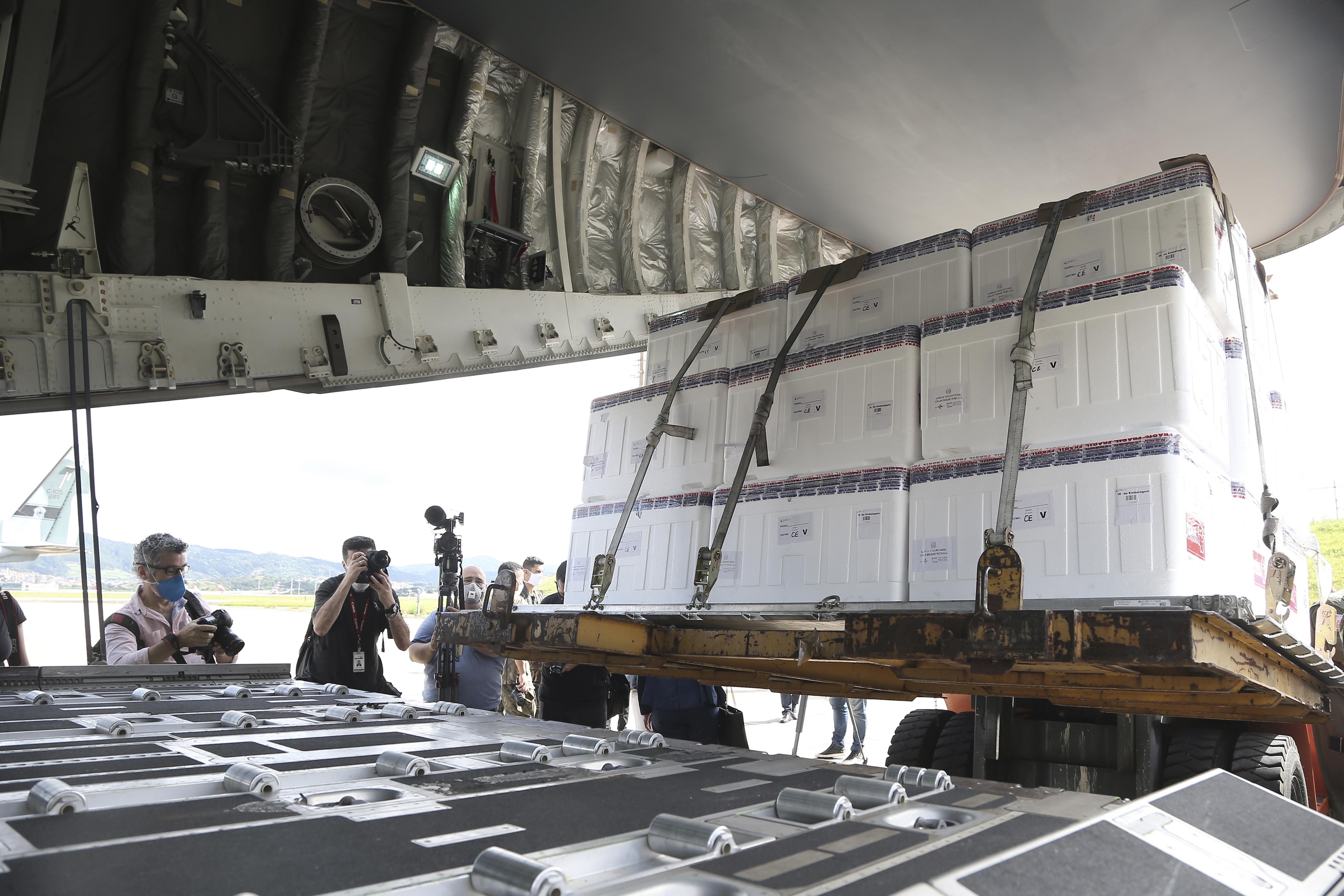 IMAGEM: CPI aprova pedido de informações sobre crise de oxigênio em Manaus