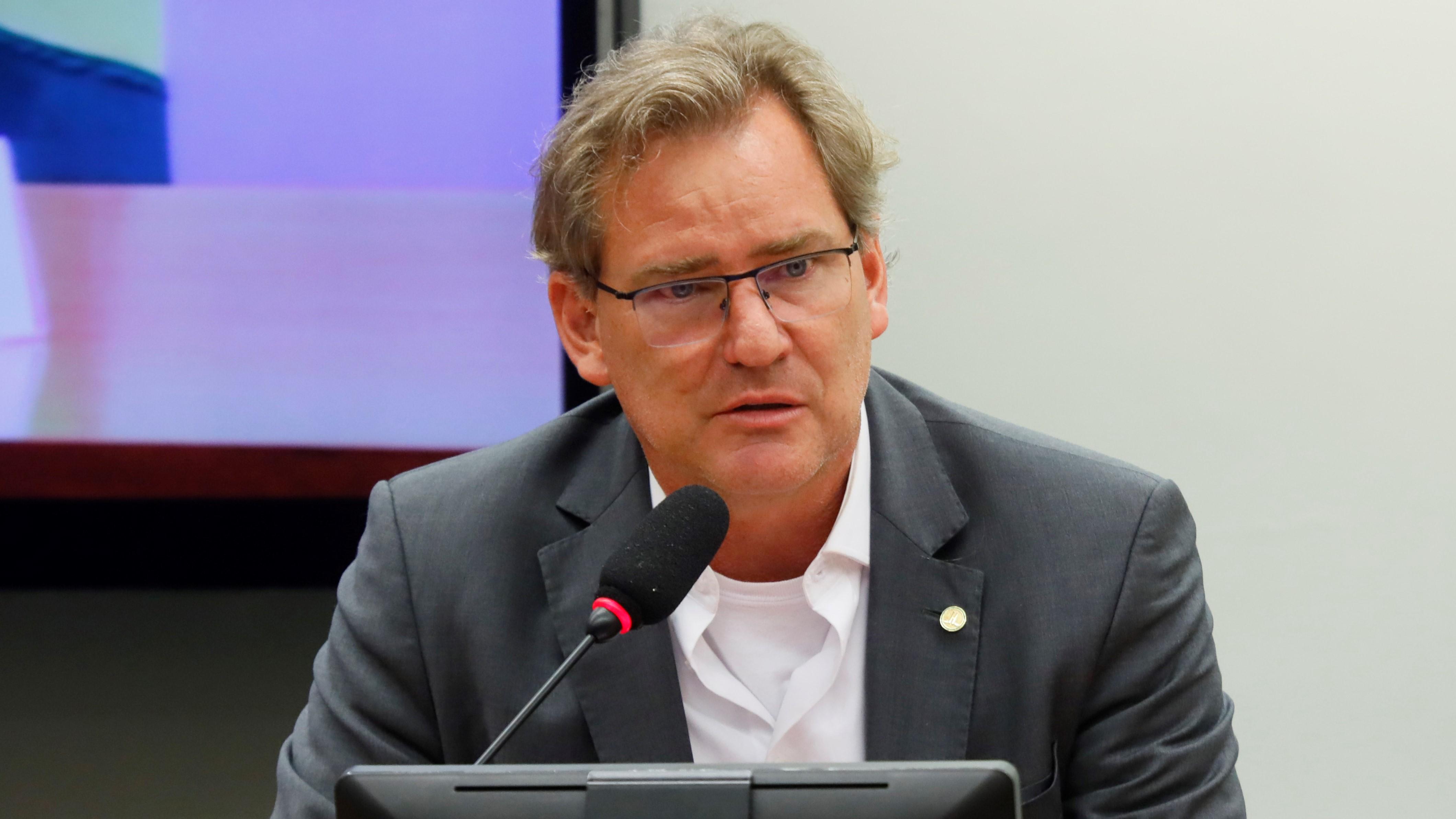 IMAGEM: Deputado do Novo discorda que partido deva ter candidato ao Planalto em 2022