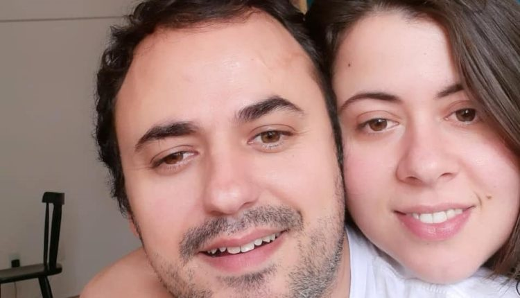 IMAGEM: Racha no casal do PSOL