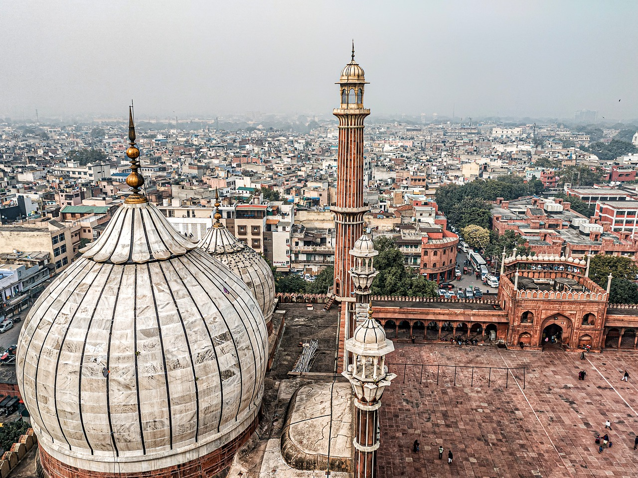 IMAGEM: Covid: EUA se preparam para barrar entrada de viajantes da Índia