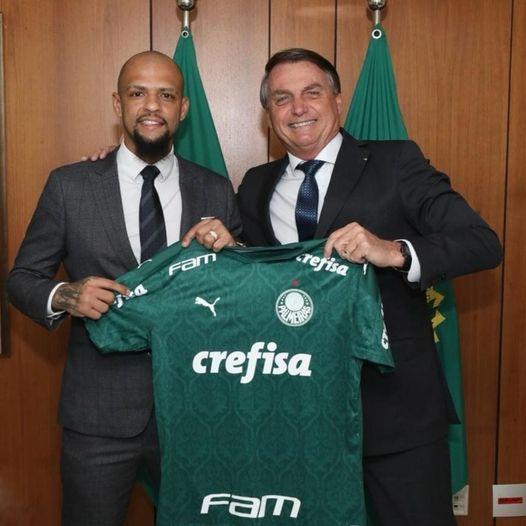 IMAGEM: Palmeiras é bicampeão da Libertadores