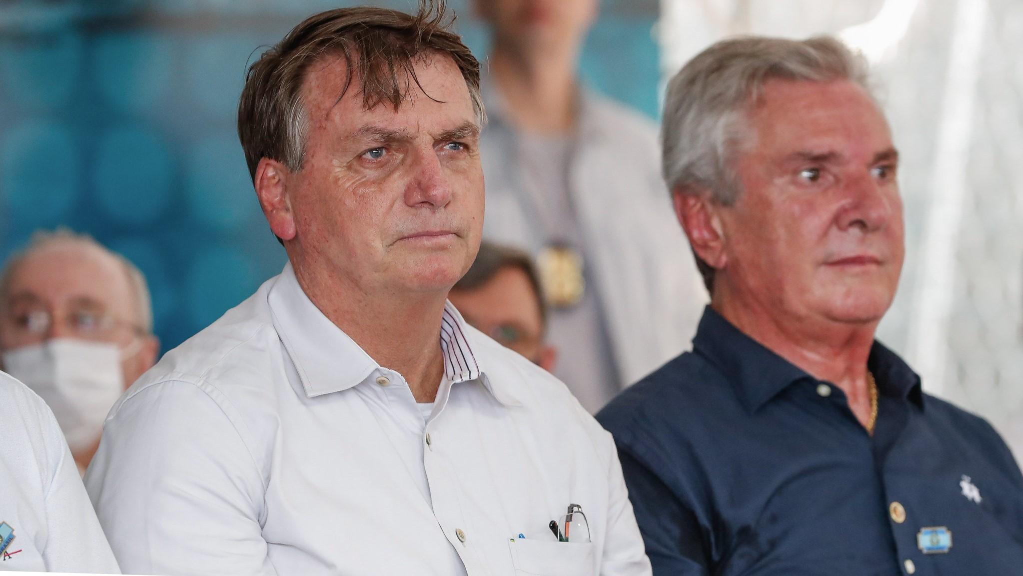 IMAGEM: Os conselhos de Fernando Collor a Jair Bolsonaro