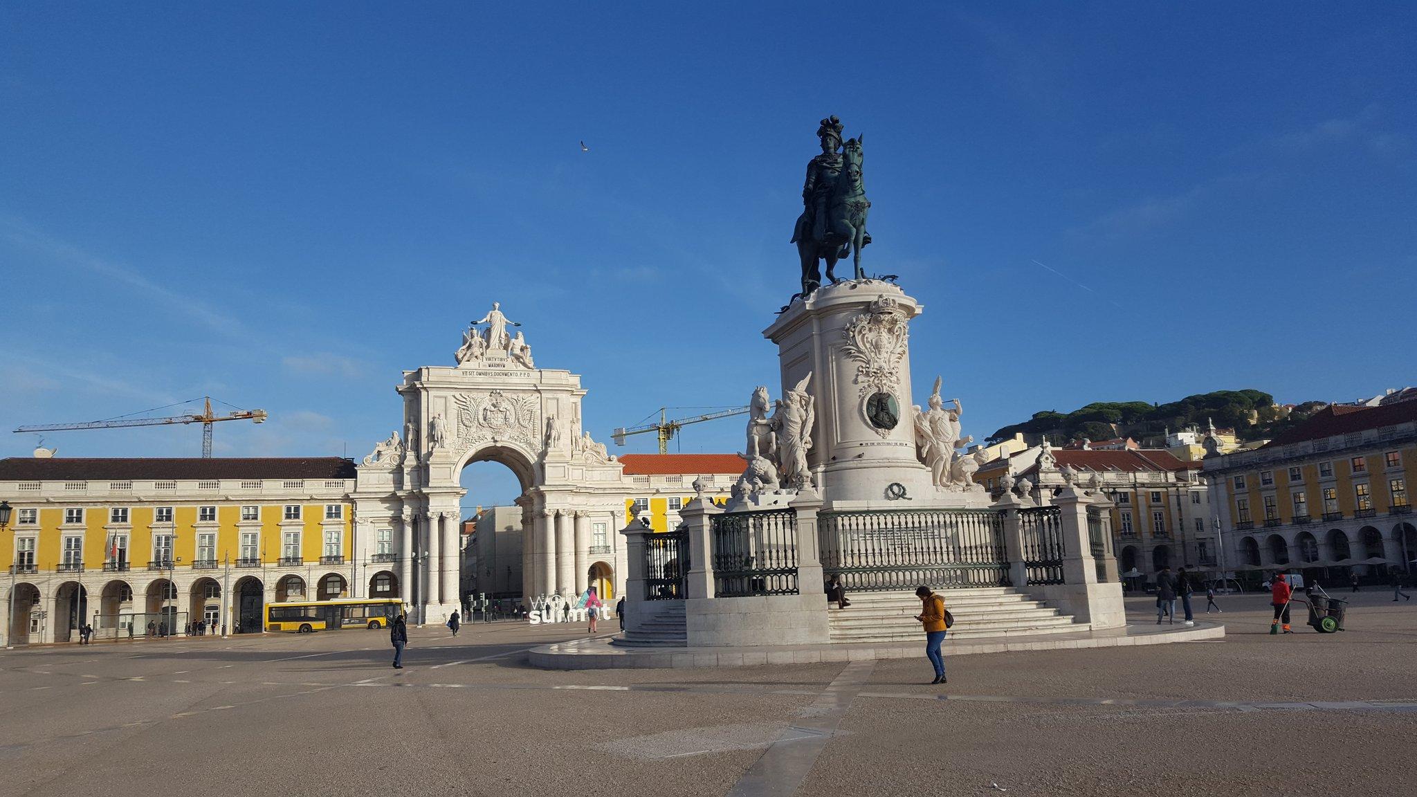 IMAGEM: Portugal suspende toque de recolher noturno
