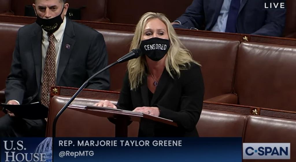 IMAGEM: 'Bia Kicis dos EUA' é removida de comissões da Câmara