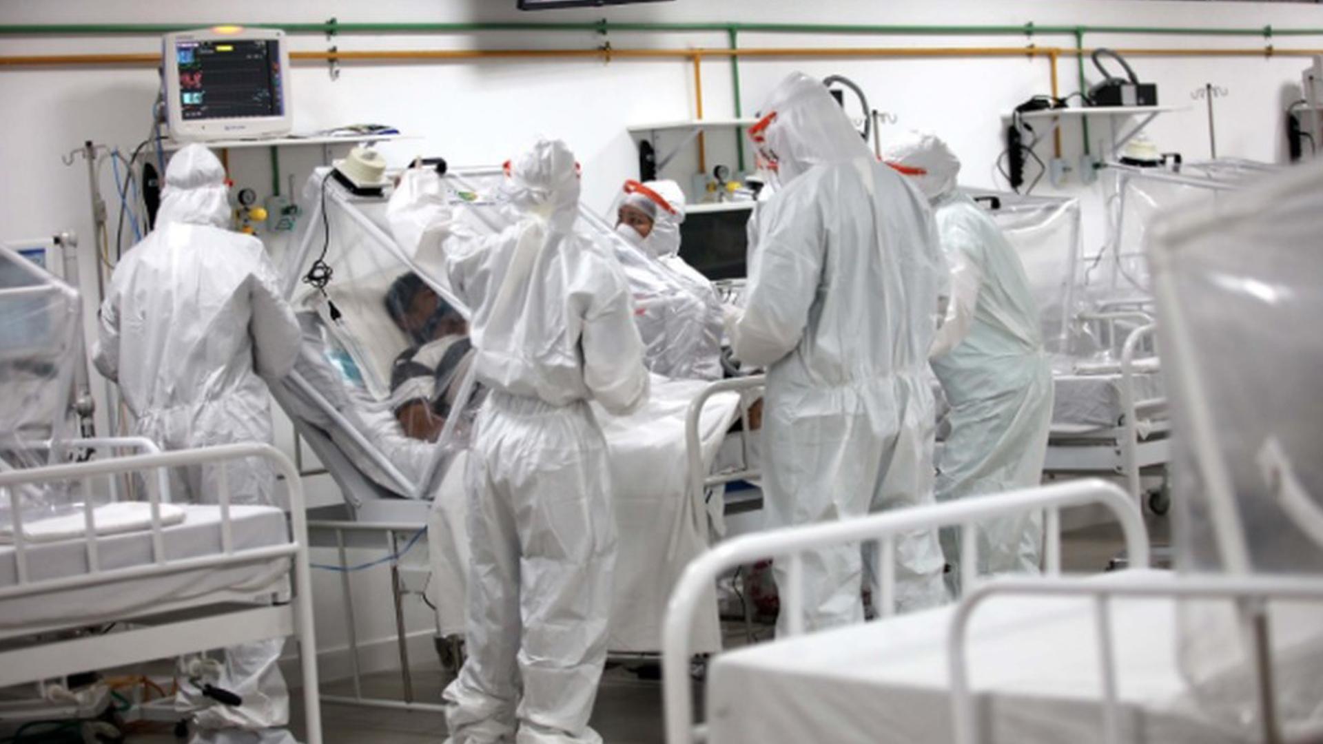 IMAGEM: Em SP, cresce proporção de mortes por Covid entre jovens