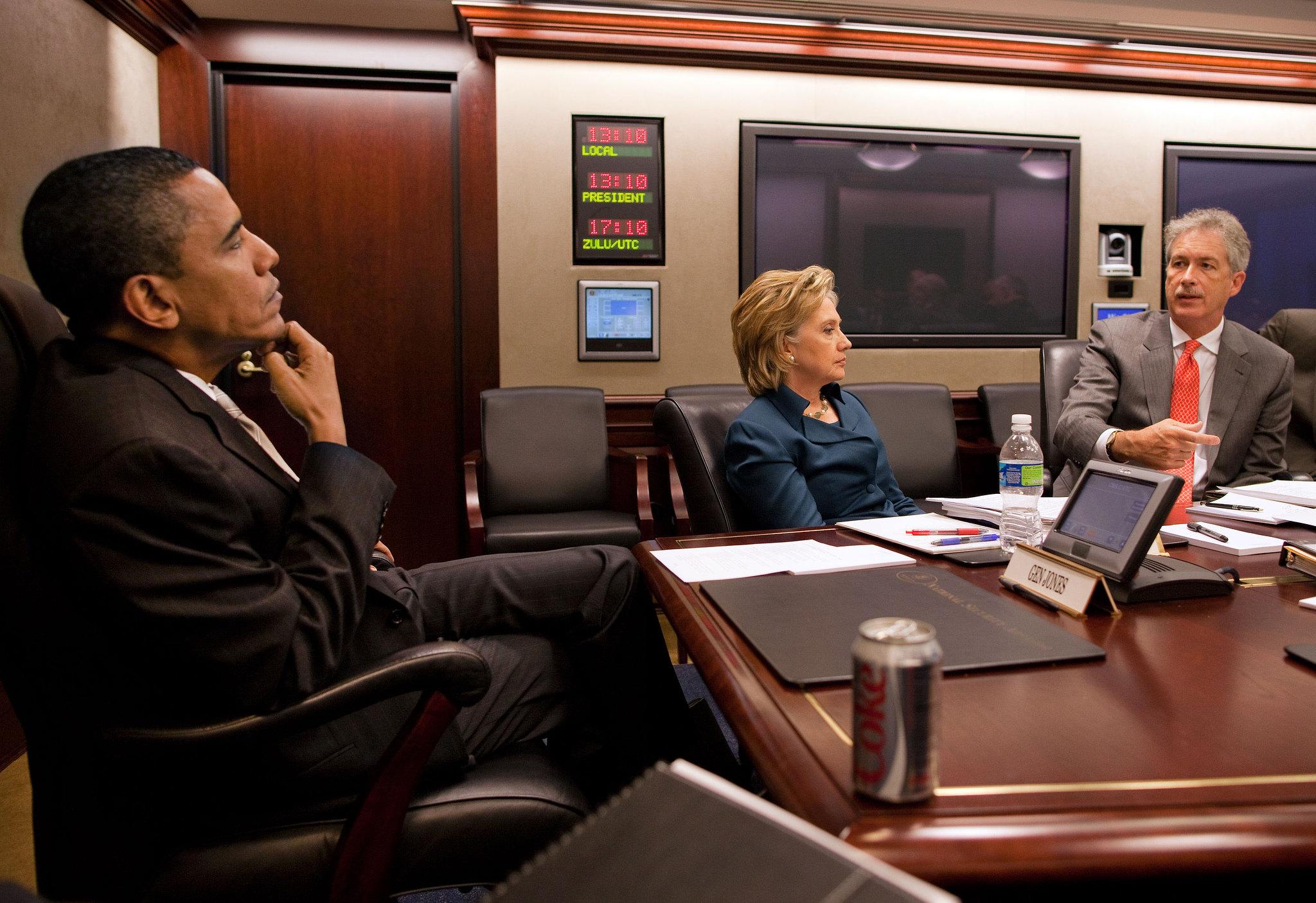 IMAGEM: Biden anuncia diplomata veterano para chefiar a CIA