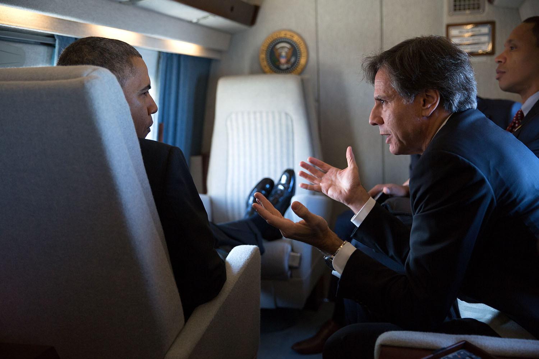 IMAGEM: Senado aprova Tony Blinken para chefiar diplomacia dos EUA
