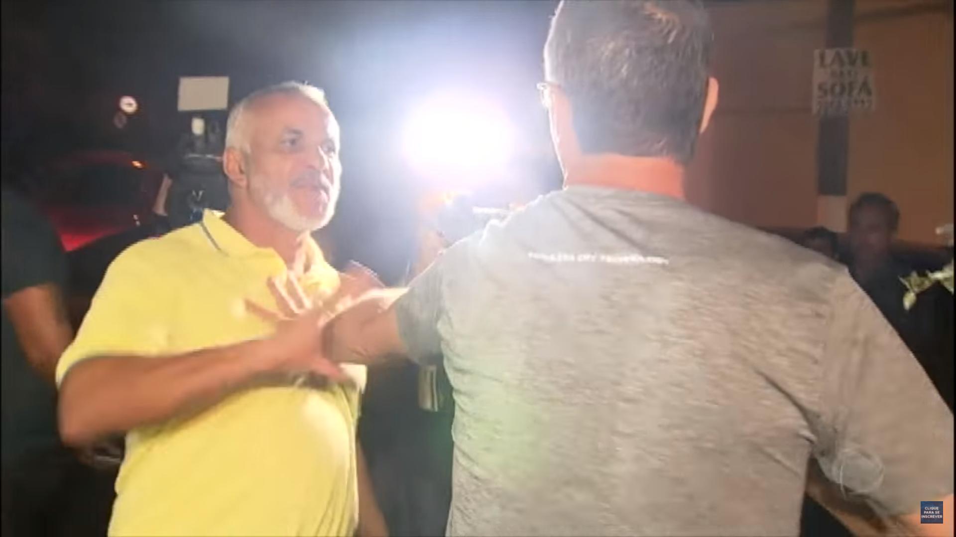 IMAGEM: Réu por tentativa de homicídio em frente ao Instituto Lula ganha cargo em prefeitura do PT