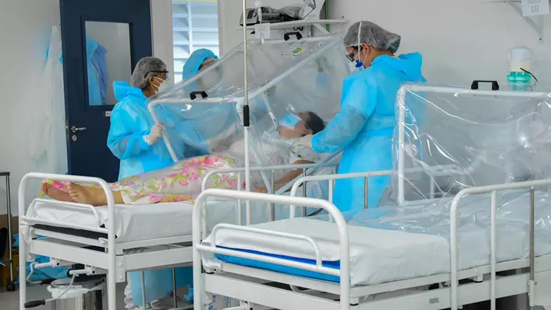 IMAGEM: Covid-19: instituto dos EUA prevê mais 100 mil mortes no Brasil nos próximos 3 meses