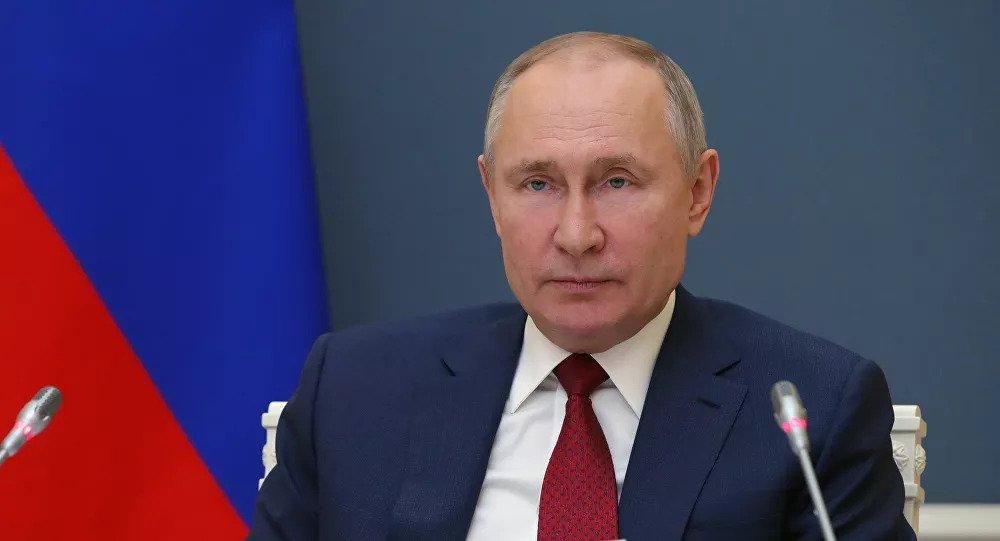 """IMAGEM: Putin alerta para """"luta de todos contra todos"""" se não houver cooperação"""