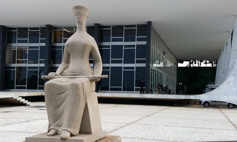 IMAGEM: STF conversa sobre impeachment de Bolsonaro